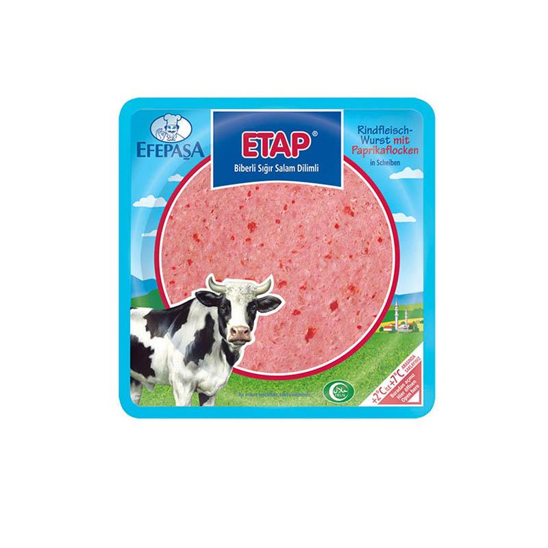 Efepasa Etap Rindfleischwurst mit Paprika in Scheiben.jpg